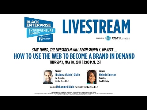 How to Use The Web to Become a Brand in Demand