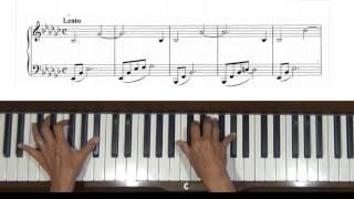 Ernesto Cortazar Beethoven's Silence Piano Tutorial