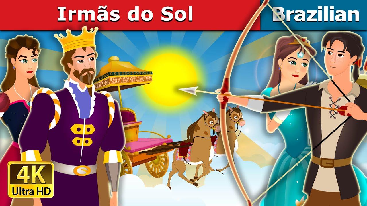 Irmãs do Sol | Sister of the Sun | Brazilian Fairy Tales