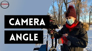 #6 Consider Your Camera Angle when Shooting Your Videos