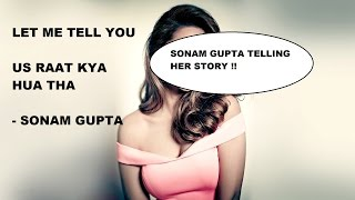 Sonam Gupta bewafa hai ? Heres her Reply