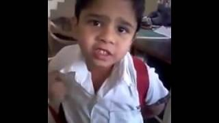 Funny When boy reached late in school ,scolded by teacher very funny must watch