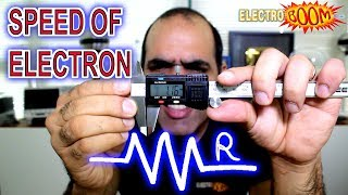 Speed of Electrons - What's a Resistor (ElectroBOOM101-004)