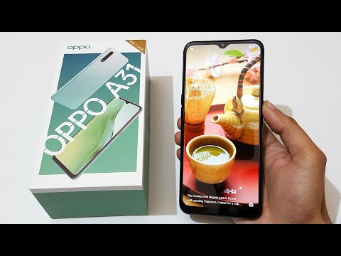 OPPO A31 Unboxing & Quick Review - is it Worth Buying!