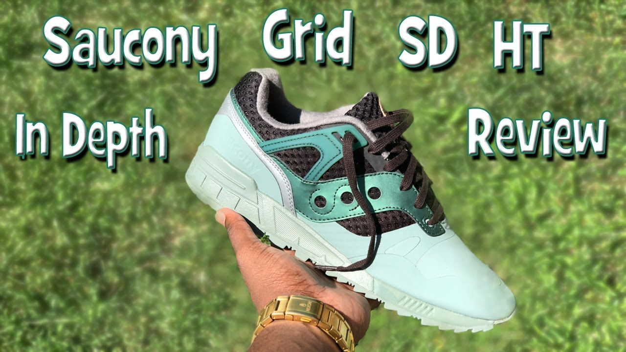 Saucony Grid SD HT Full and In Depth