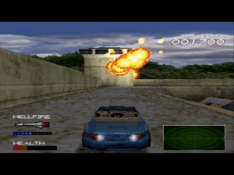 007 Racing - 02 - Air Strike On Mexico