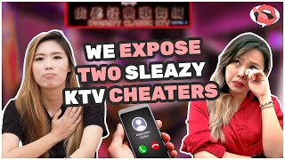 We Spoke To 3 KTV Victims in Singapore?! EXCLUSIVE EXPOSÉ | The Thirsty Sisters #46