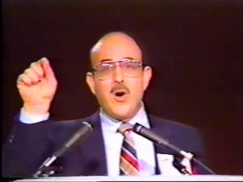 American Cancer Society Recognition of Rabbi Hirshel Jaffe - 1988 ...