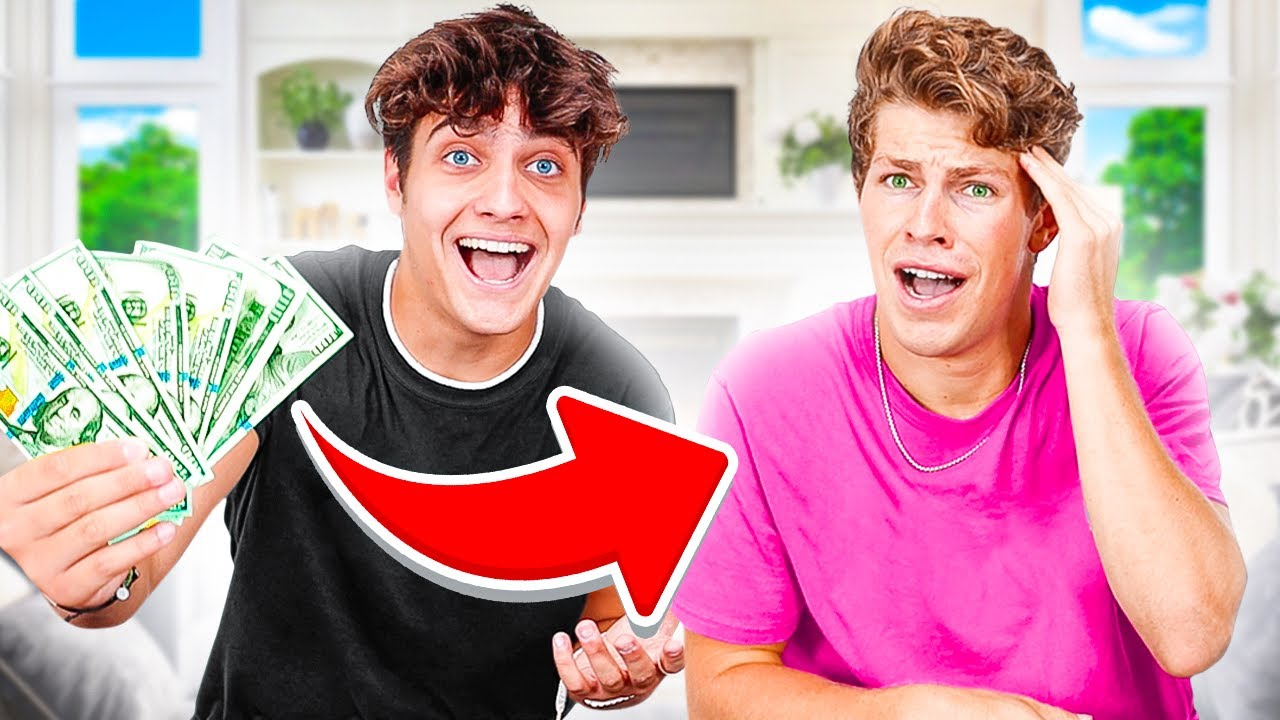 PAYING BEN AZELART TO TELL ME HIS SECRETS!! *exposed*