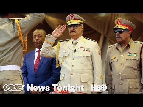 What Is Really Happening In Libya? (HBO)