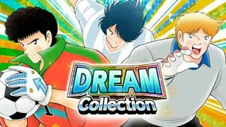 (Captain Tsubasa Dream Team GLOBAL) DREAM COLLECTION & TRUE ACE EVALUATION!