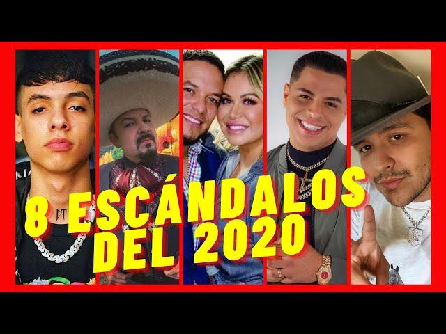 Los escándalos más sonados del 2020 - El Aviso Magazine