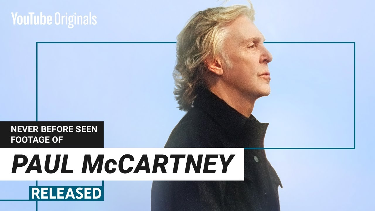 Paul McCARTNEY sits down with Chris Rock on RELEASED