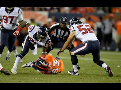 Wes Welker Suffers Another Concussion, Time To Hang Up His Helmet?