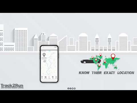 Track2Run RealTime GPS Tracking and Messaging App - Complete Features | GPS Tracker