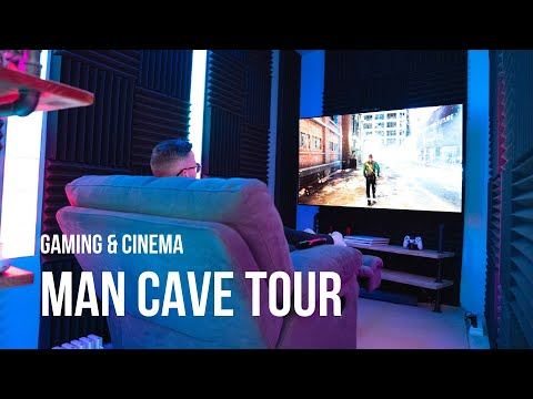 How to create the ultimate luxury man cave in 2020