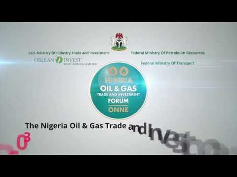 Nigeria Oil and Gas Trade and Investment Forum 2014. NOGTIF 2014 (720p)