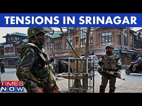 Curfew Like Restrictions Imposed In Srinagar In-order To Prevent Protests Over Braid Chopping