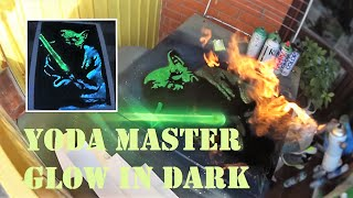 Video SPRAY PAINTING ART - JEDI MASTER YODA download MP3, 3GP, MP4, WEBM, AVI, FLV November 2017