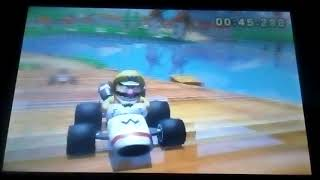 Colinas Daisy ( récord 1:47.926 ) Mario kart 7 #2