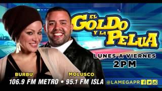 El Goldo y La Pelua - Parodia Para Los Mabrones