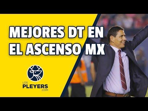 Los mejores estrategas en la historia del Ascenso MX | Todo sobre el Ascenso | Los Pleyers
