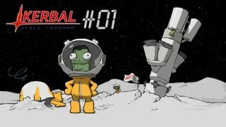 Kerbal Space Program (German) #01 - Bau der Midnight Space Station I