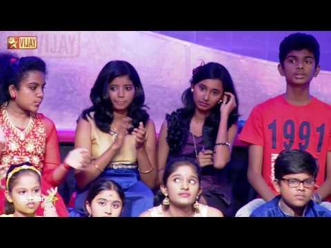 Super Singer Junior - Ennamma Kannu by Magizhan Parithi and Dhanush