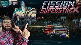 Fission Superstar X Review (Video Game Video Review)