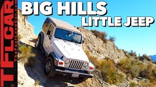 Did We Buy a Dud or Stud Jeep Wrangler? Cheap Jeep Challenge Ep.2