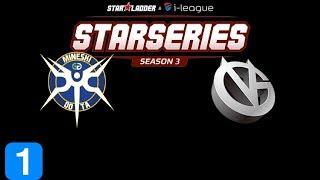 mineski ydb vs vg game 1 sl i league invitational season 3 highlights dota 2