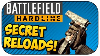Top 8 SECRET RELOAD Animations - Battlefield Hardline