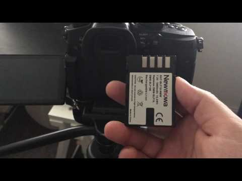 GH5 - Third Party Battery Issues