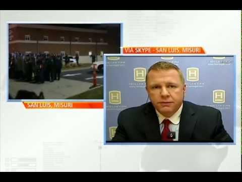 Abogado St Louis | #Ferguson #MikeBrown NTN24 Entrevista Español