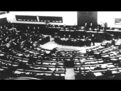 Robert Schuman - film from the EU archives