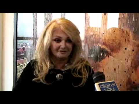 BONNIE TYLER: 2009 INTERVIEW (Incomplete)