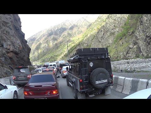 Как граничит россия с арменией