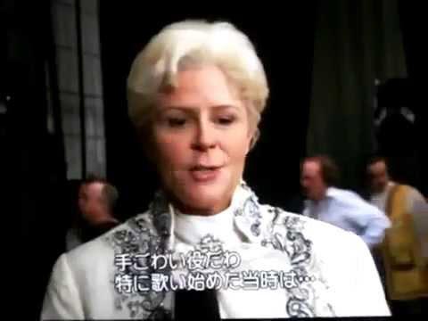 Der Rosenkavalier - Plácido Domingo interviews Susan Graham