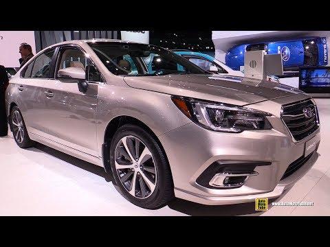 2018 Subaru Legacy - Exterior And Interior Walkaround - 2017 LA Auto Show
