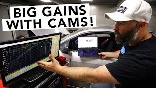 Ford Mustang V8 GT Comp Cams + SCT Tuning Dyno Results - Mullet Mustang - EP17