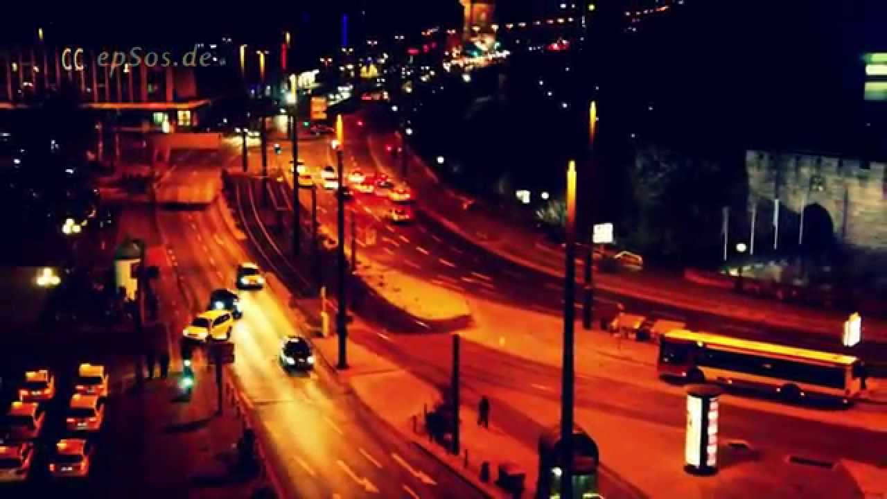 city street lights night - photo #9
