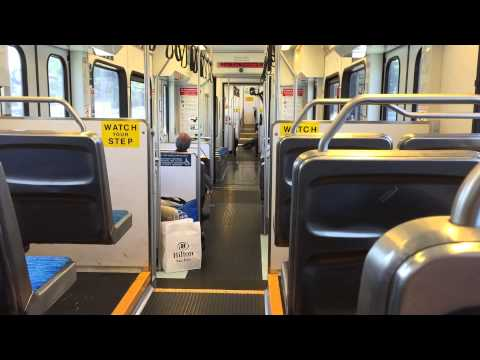Valley Transportation Authority HD 60fps: Riding VTA Light Rail Train (Convention Center-Diridon)