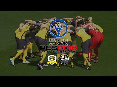 MSL 2016 Road to Glory - Perak The Bos Gaurus