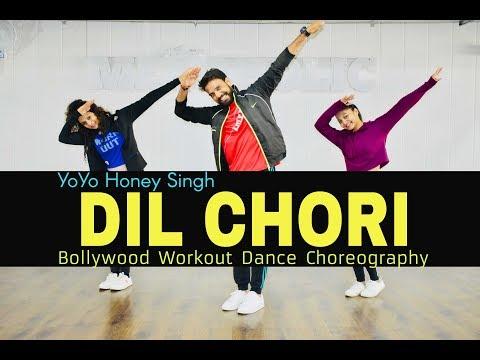 Yo Yo Honey Singh Dil Chori Sada Ho GayaZumba Bollywood Dance Workout | Dance Choreography
