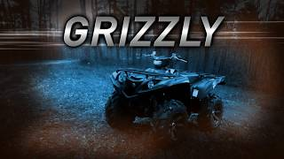 2019 Yamaha Grizzly - Overview