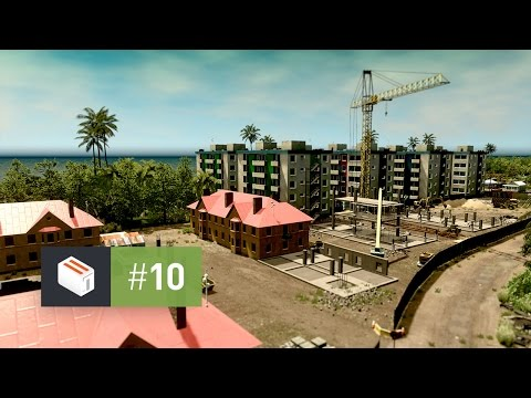 Cities Skylines: Seenu — EP 10 — Housing Project