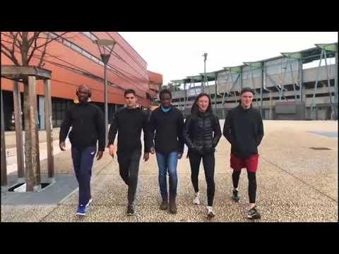 """""""Men & Women In Black"""" -  lycée Pierre du Terrail de Pontcharra (2017-2018)"""