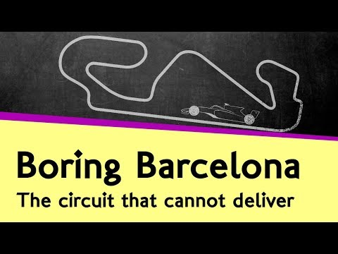 Why Barcelona struggles to create exciting races