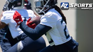 Titans: the BEST thing we got out of Mini-Camp this week