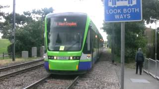 Exploring The Trams And Trains Of South London   11th Sept 2012